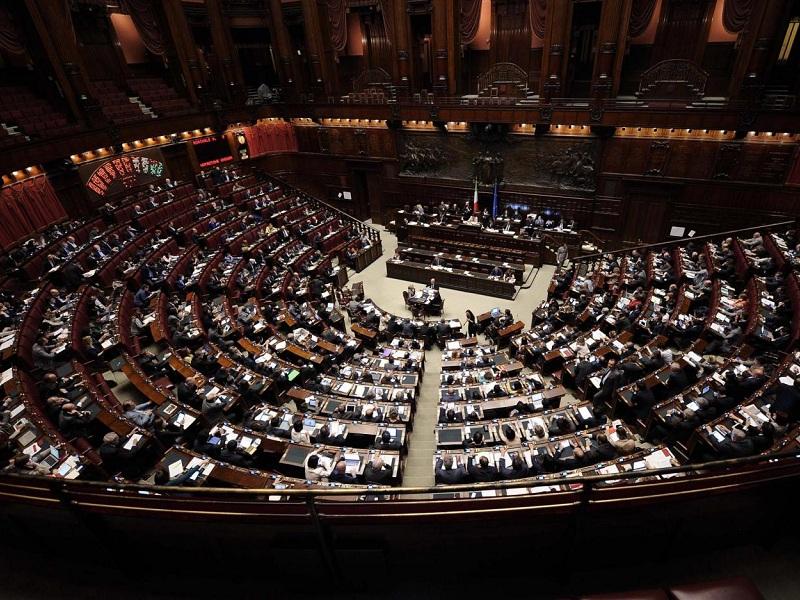 Camera, voto di fiducia sul Decreto Legge salva-Roma