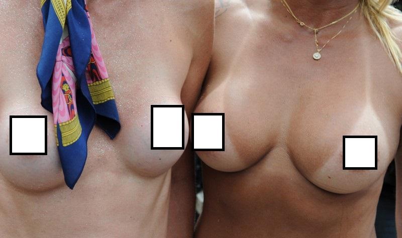 La bufala della festa del seno