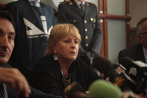 Milano.Conferenza stampa sulla nuova tangentopoli che ha colpito Expo