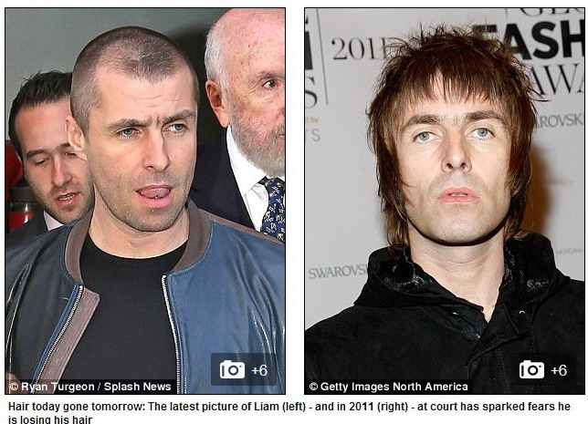 liam gallagher oasis 6