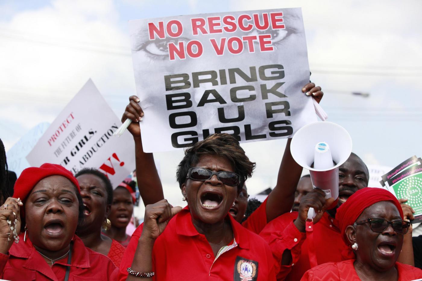 Le 223 ragazze rapite in Nigeria saranno vendute come schiave