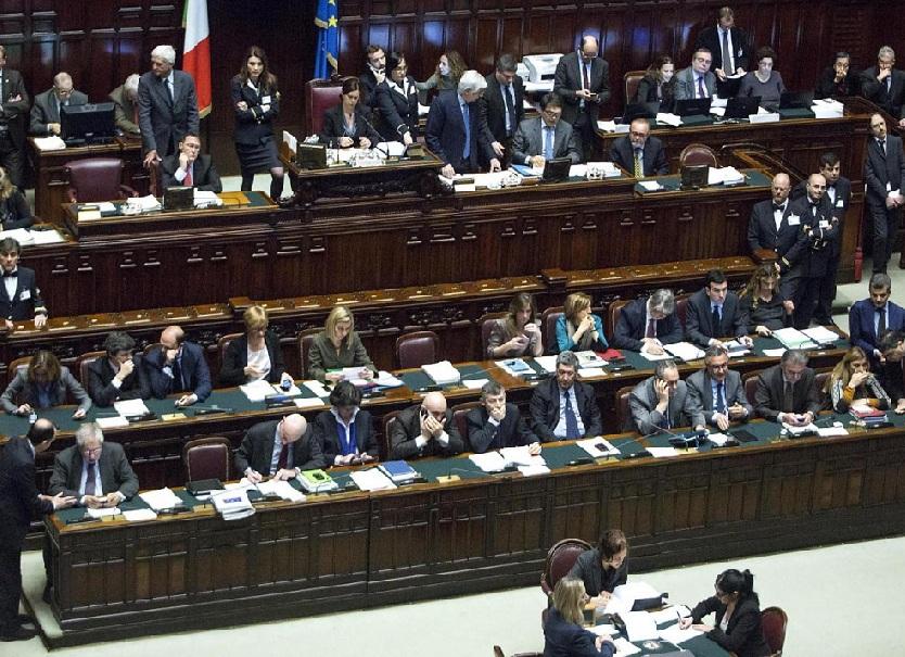 Il parlamento lavora solo 2 5 giorni a settimana for Sito parlamento italiano