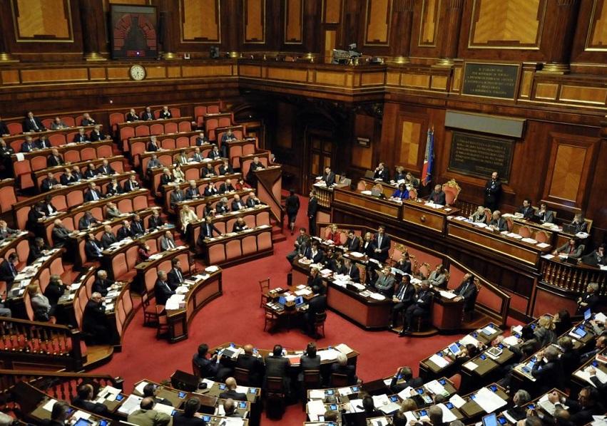 Senato, Comunicazioni in aula del Presidente del Consiglio