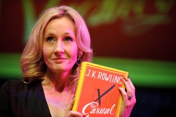 Rowling epic fail