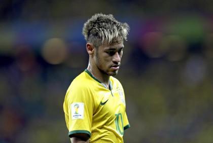 Neymar (Lapresse-AP Photo/Andre Penner)