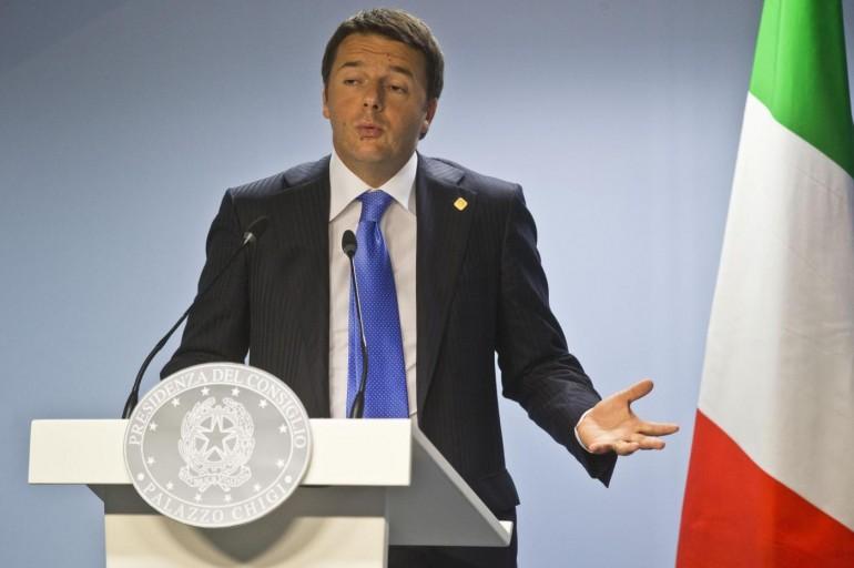 La riforma della giustizia secondo Matteo Renzi