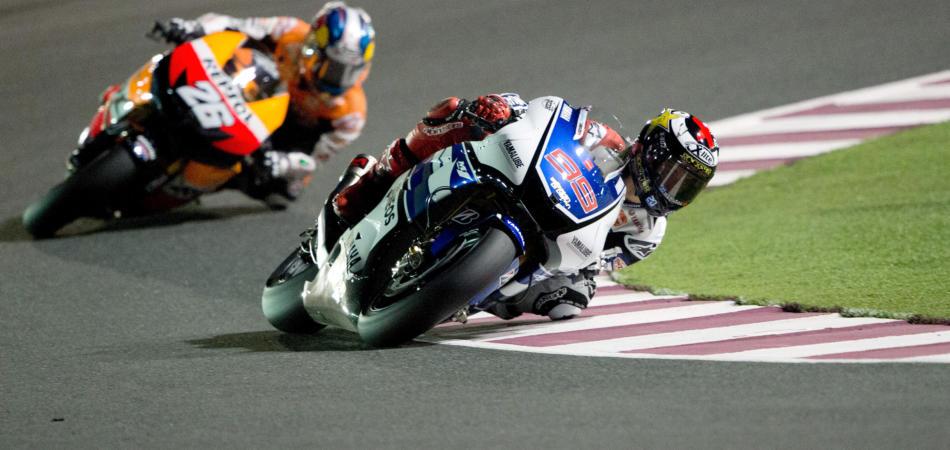 Valentino Rossi sconfitta