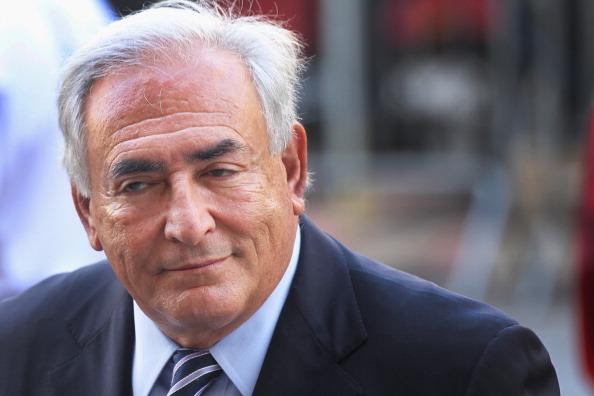 Dominique Strauss-Kahn prosciolto