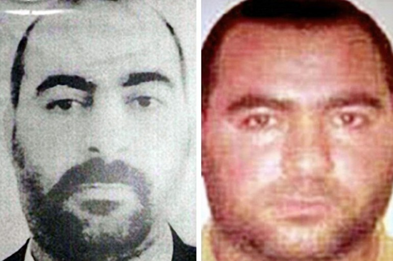 Le foto segnaletiche di al-Baghdadi, sull'uomo pende una taglia da 10 milioni di dollari
