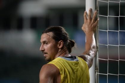Ibrahimovic alla Roma