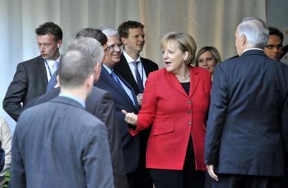 Angela Merkel - Foto: GEORGES GOBET/AFP/Getty Images