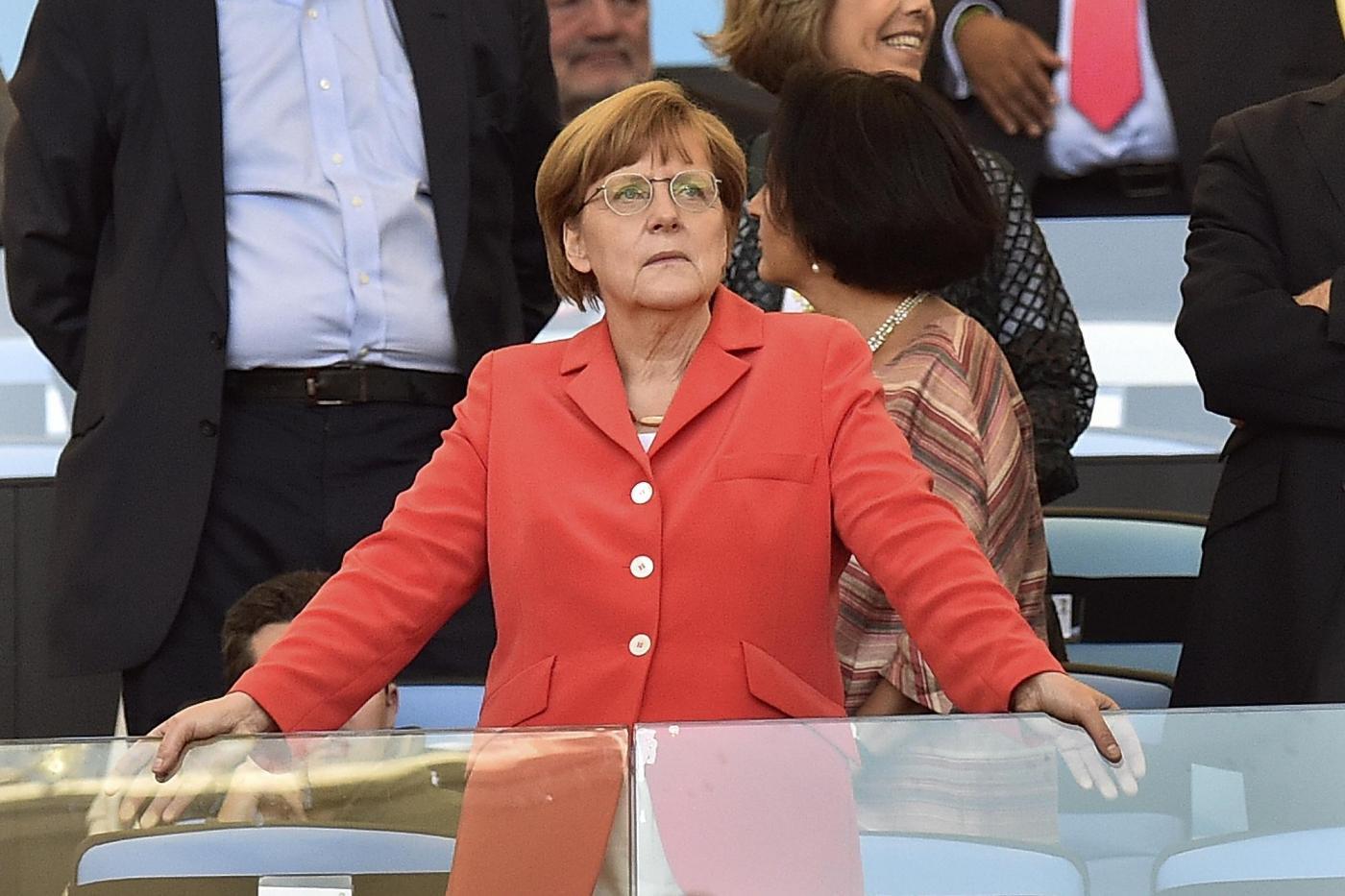 Mondiali 2014, Finele: Germany Argentina