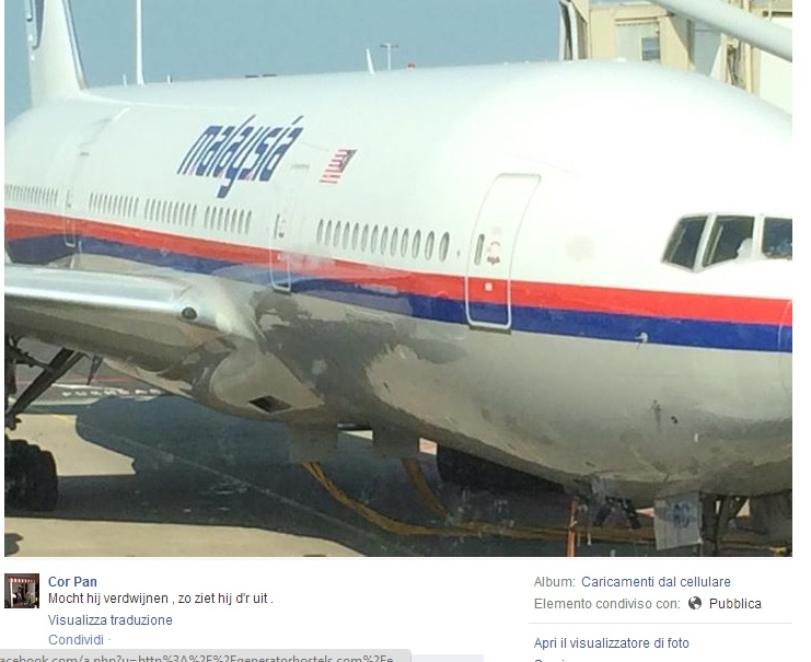 boeing 777 malaysia airlines caduto 14