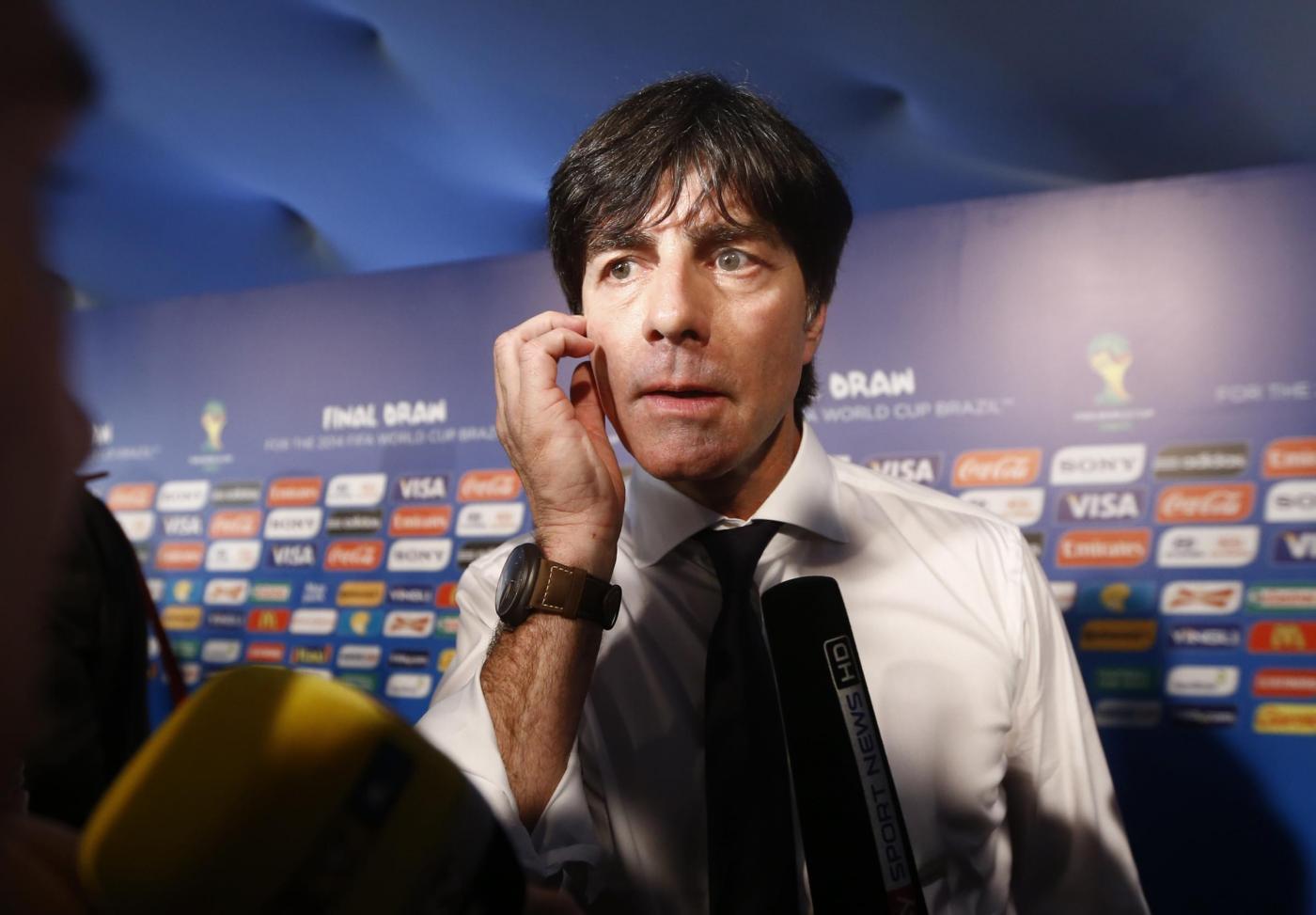 Joachim Loew, commissario tecnico della Germania (Lapresse-AP Photo/Victor R. Caivano)