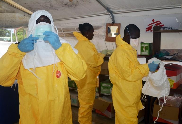 Il malato di Ebola che contagiava gli altri per vendetta