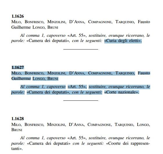 emendamenti 6