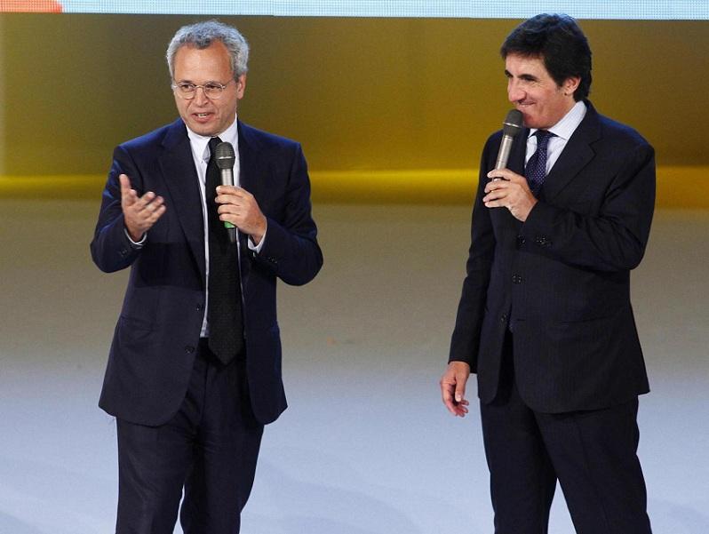 Presentazione palinsesti LA7 Tv