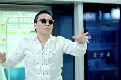 YouTube/officialpsy