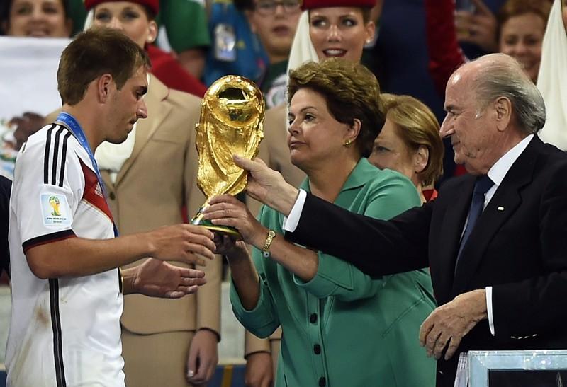 Germania Argentina premiazione