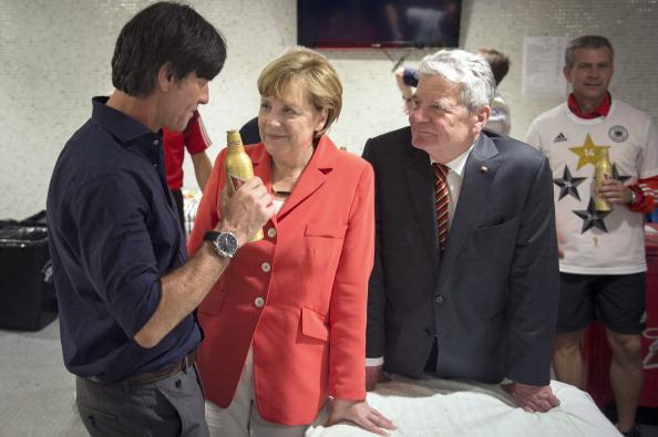 Guido Bergmann/Bundesregierung via Getty Images