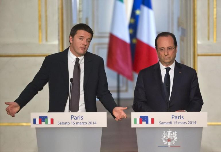 matteo renzi unione europea 2