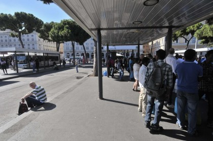Roma, sciopero dei trasporti TPL