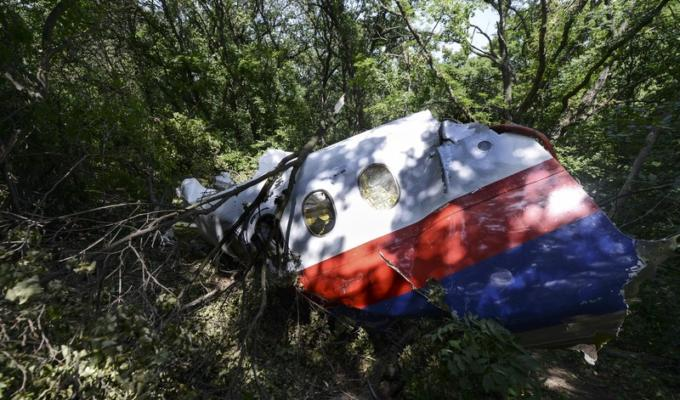 Il volo MH17 è stato distrutto da una violenta decompressione