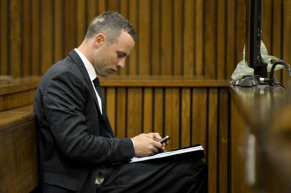Oscar Pistorius condannato a cinque anni di carcere