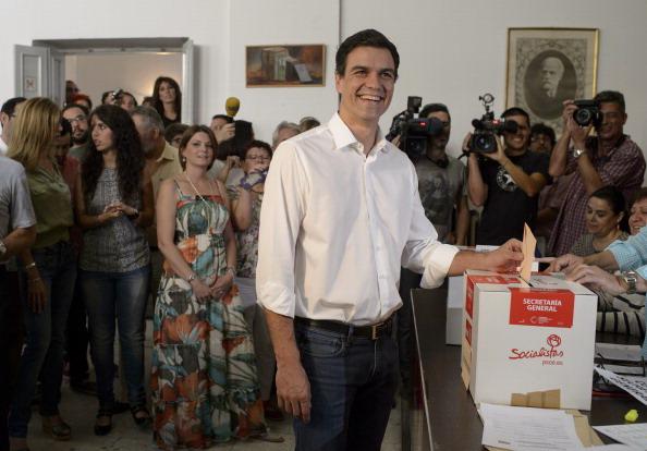 Pedro Sanchez (DANI POZO/AFP/Getty Images)