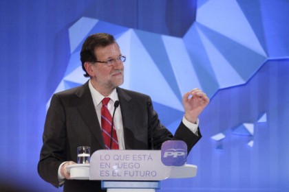 Mariano Rajoy ( PEDRO ARMESTRE/AFP/Getty Images)