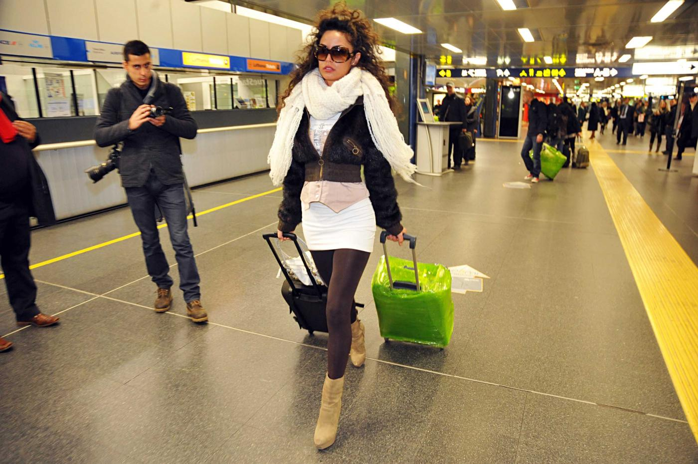 Raffaella Fico, il fidanzato è già sposato con un'altra?