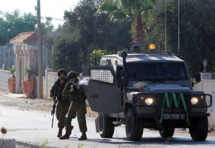 PALESTINIAN-ISRAEL-CONFLCIT-DEMO