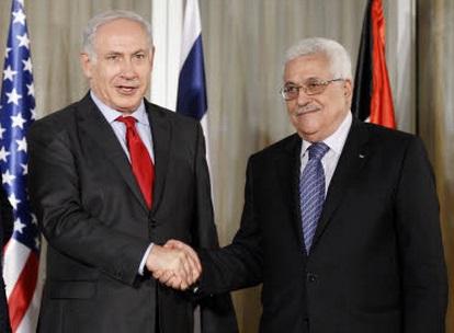 Medio Oriente, l'incontro segreto tra Netanyahu e Abu Mazen