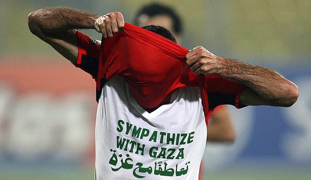 """Partita della pace, la stella egiziana Aboutreika: """"Non gioco insieme ai sionisti"""""""