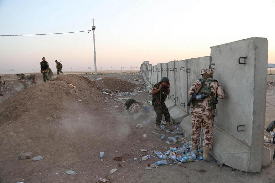 Iraq, bombardate postazioni Isis dopo il via libera di Obama