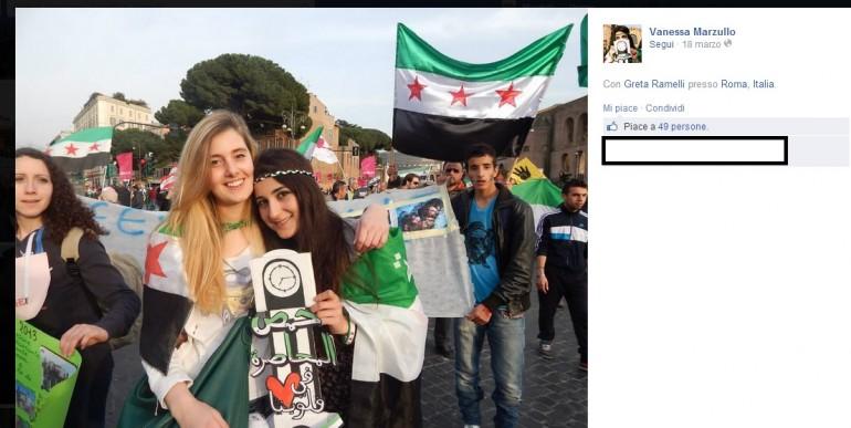 Vanessa e Greta, in Siria chi le scortava?