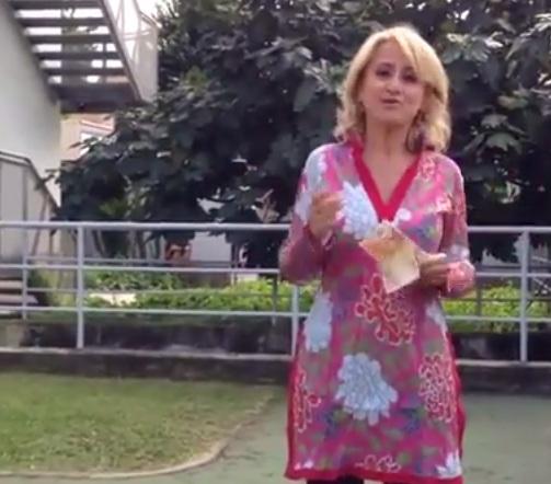 """Luciana Littizzetto e l'Ice Bucket Challenge """"spilorcio"""" che fa indignare Twitter"""