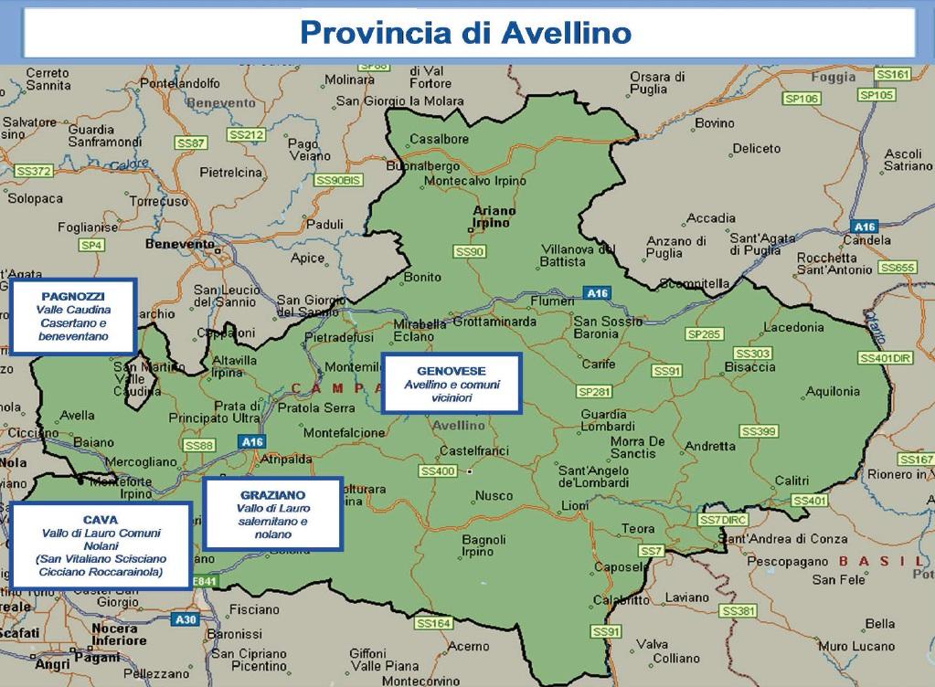 mappa camorra 07 avellino