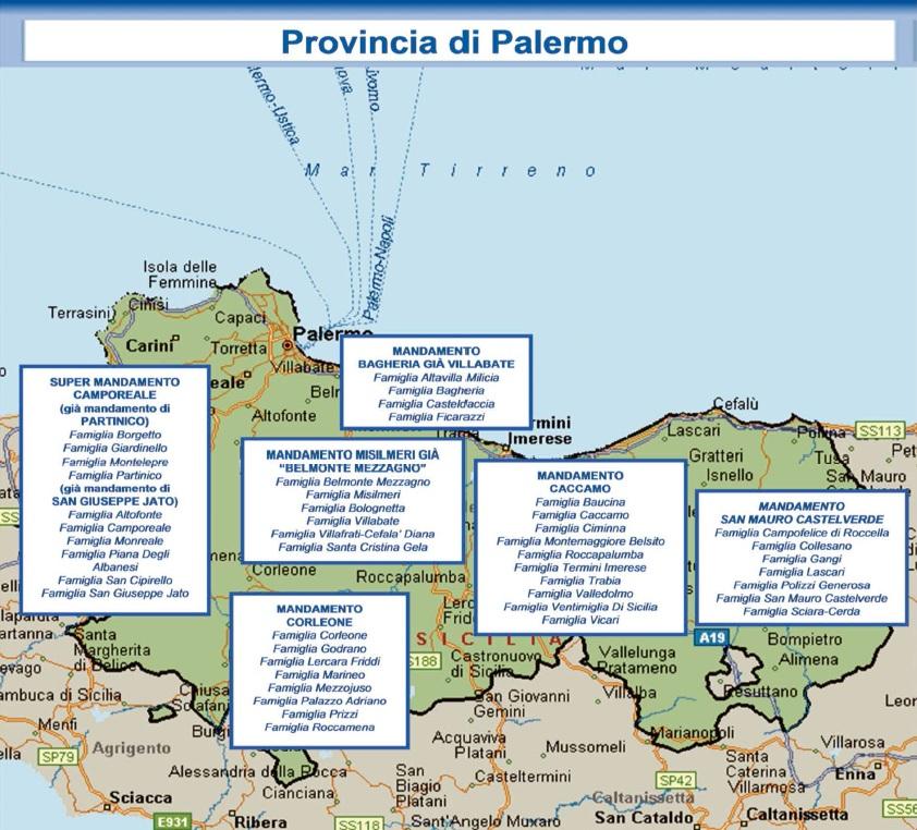 mappa mafia cosa nostra 02 palermo provincia