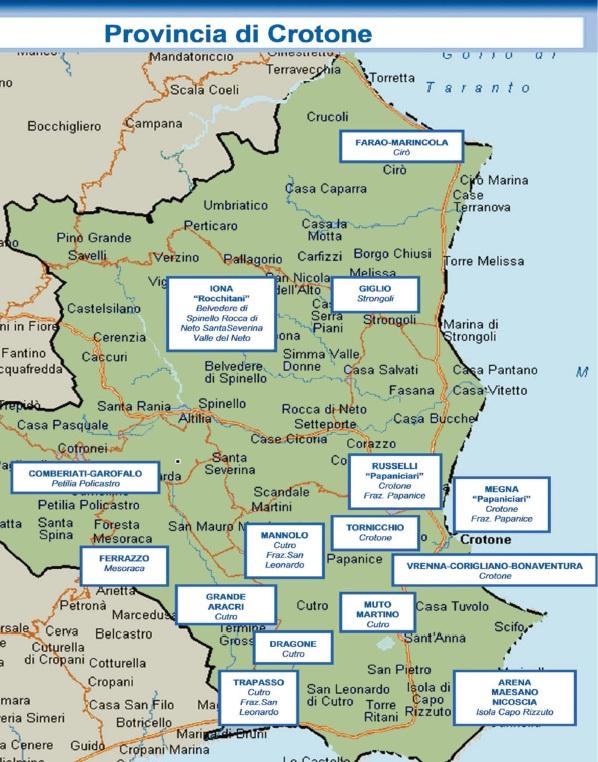 mappa 'ndrangheta 06 crotone