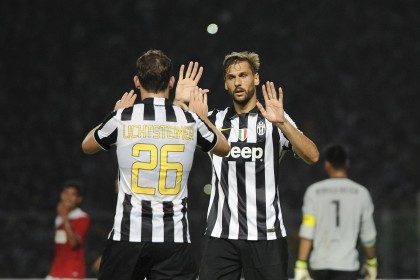 Juventus vs. ISL All Stars team 2014 - Amichevole Asian Pacific Tour (Daniele Badolato / LaPresse)