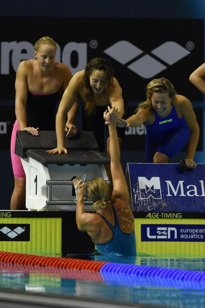32mi Campionati Europei LEN di nuoto