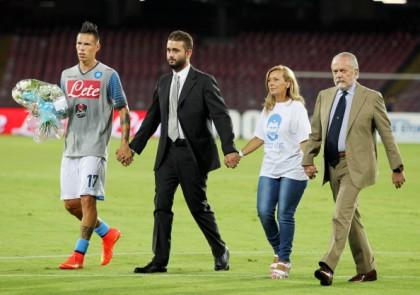 SSC Napoli v PAOK - Preseason Friendly