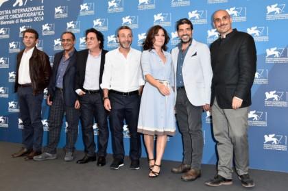 'La Trattativa' - Photocall - 71st Venice Film Festival