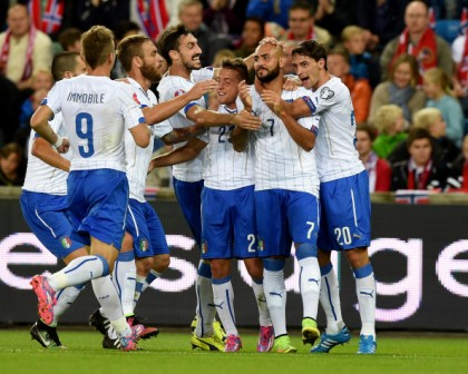 Norway v Italy - UEFA EURO 2016 Qualifier