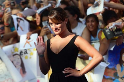 Lea Michele - Foto: Vittorio Zunino Celotto/Getty Images for Giffoni Film Festival