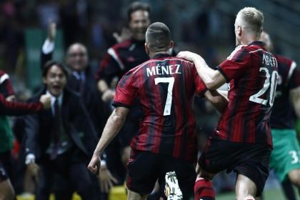 Parma vs Milan - Serie A Tim 2014/2015