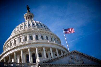 La sede del Congresso, Brendan Hoffman/Getty Images