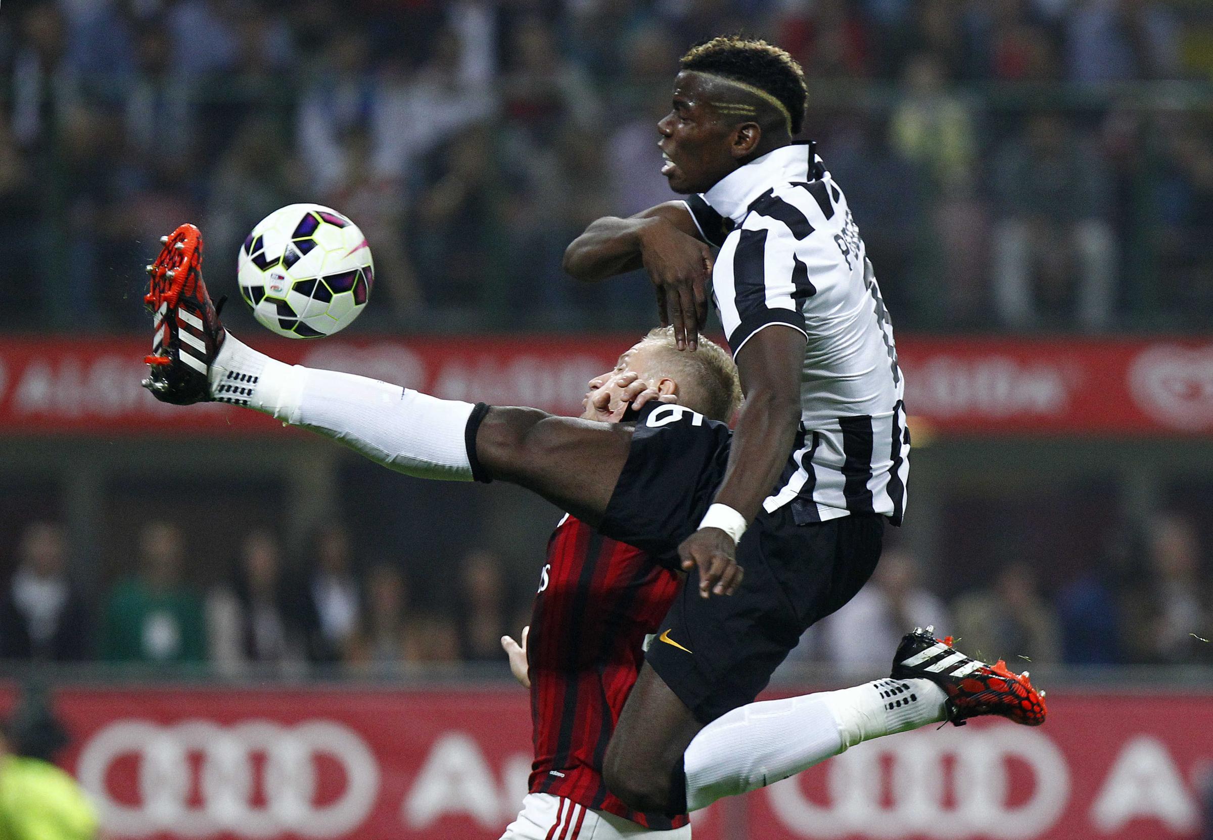 Juventus Milan Live