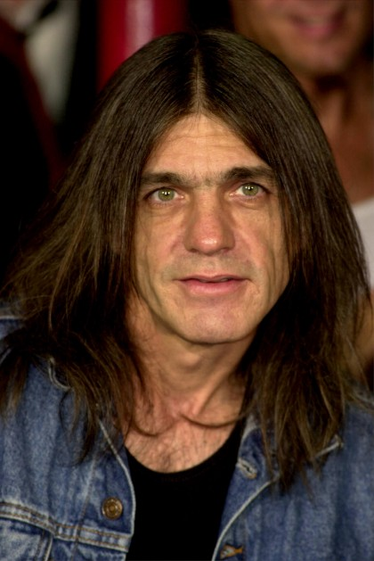 Nella foto: Malcolm Young (/Newsmakers/Getty Images)